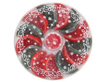 Fruit Jelly Slices 200g Christmas Edition